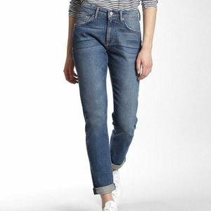 Mavi Brenda Authentic Boyfriend Jeans Sz 27